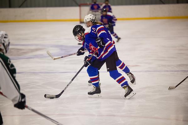 Girls' JV Hockey vs. New Hampton   February 12