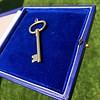 Vintage Tiffany & Co Gold Key 8