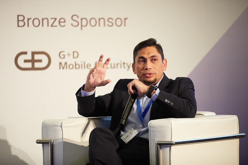 TechXLR8 Asia conference held in Singapore 2018, Marina Bay Sands.