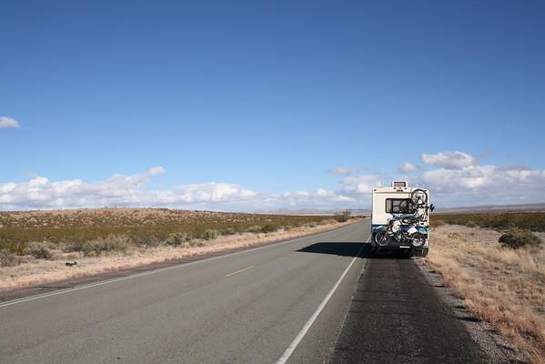 Bisbee, Arizona to Las Cruces, New Mexico