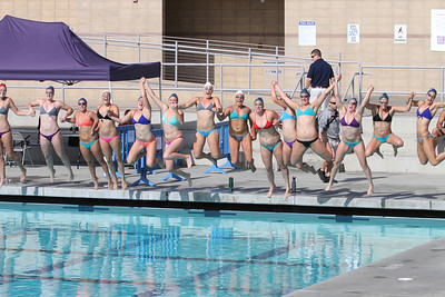 April 2012 Big West Water Polo