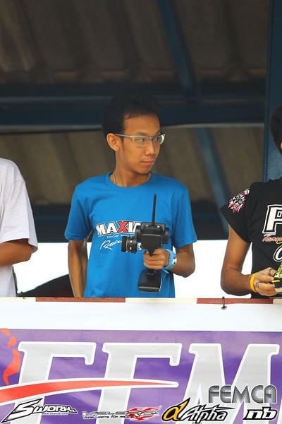 2012 FEMCA Asian Championships - Sunday