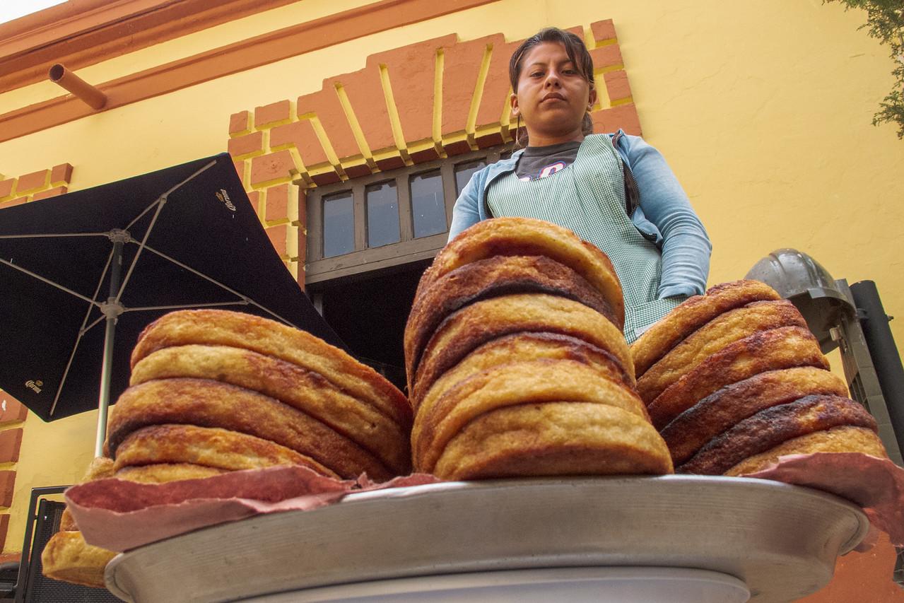 Pan de Elote or Mexican Corn Bread