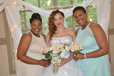 Ariell & Kegan Wedding Ceremony April 9, 2016