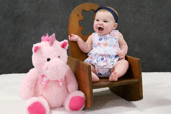 Scarlett 6 Months