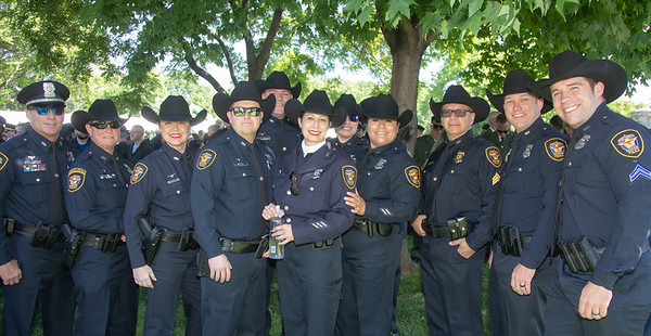 Police Week - 38st Annual National Peace Officers' Memorial Service (May 15, 2019)
