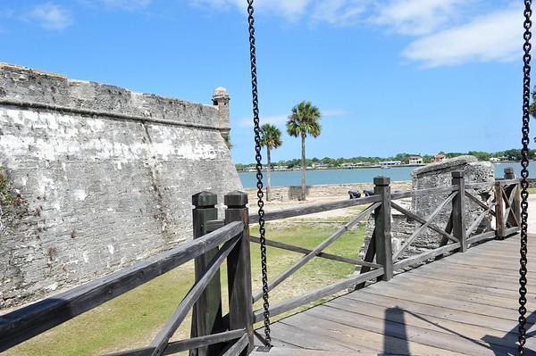 Florida - Castillo De San Marcos Fort NP