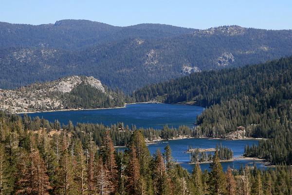 Desolation Wilderness, Sep 28-30, 2007