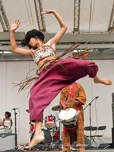 Aya Dance Collective  (Aug. 2009)