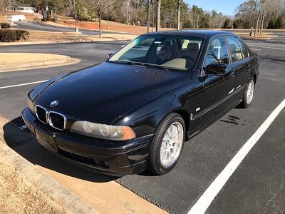 2002 BMW 530ia