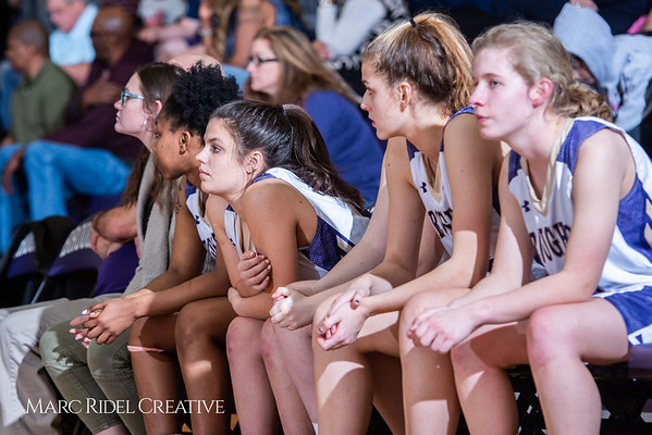 Broughton girls varsity basketball vs Millbrook. February 15, 2019. 750_7368