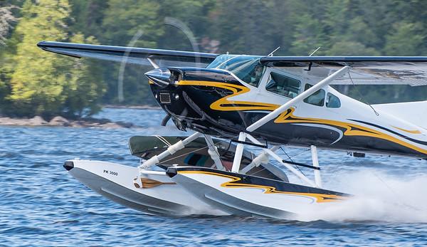 Greenville Seaplane Fly In 2018