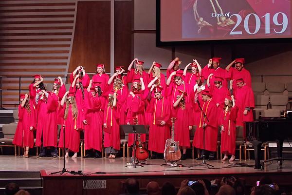 2019 Liberty Christian Graduation