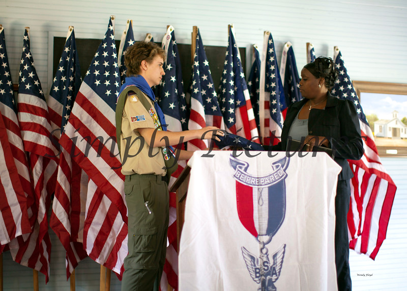 Eagle Scout Ceremony for Weston052