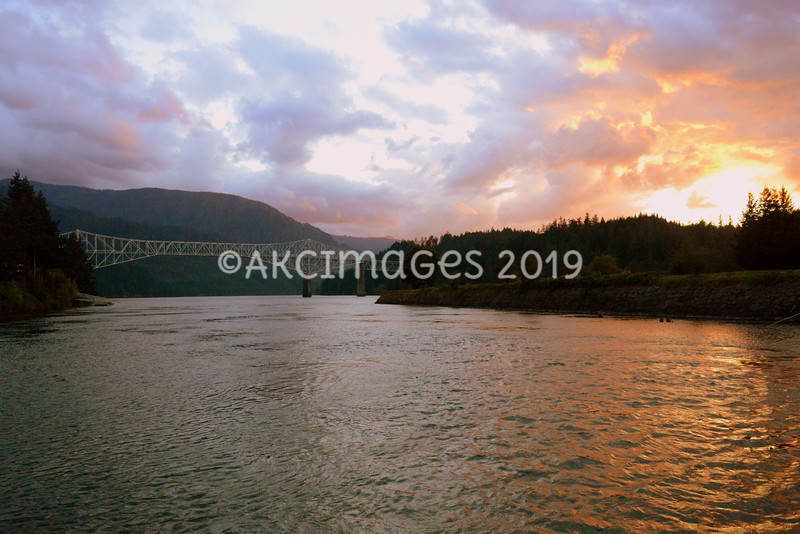 The Columbia River Gorge (Washington & Oregon)