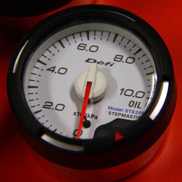 Metric Oil Pressure