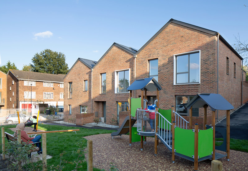Ravensdale Close - HTA Design