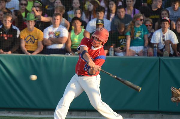 Var Baseball vs Pius at State