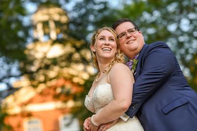 Scott and Marion's Wedding