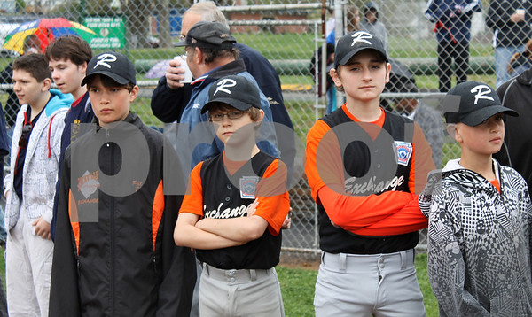 Rockville LL Opening Ceremonies 042212