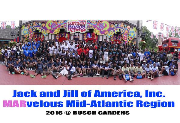 Jack and Jill of America Mid Atlantic Regions Photo Galleries