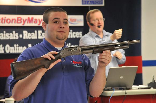 Bonnie & Clyde Guns Sold in Auction 01.21.2012
