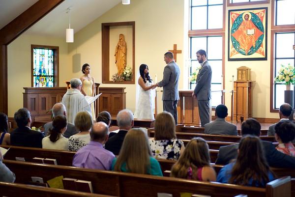 Maria & Matthew - Ceremony