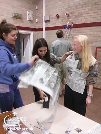 Newspaper Games