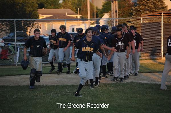 District Baseball vs Clarksville