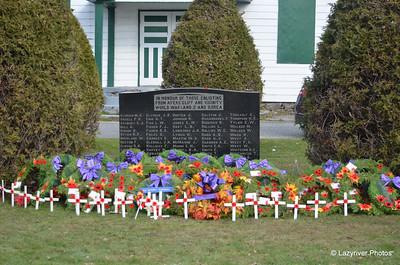 Remembrance Day Nov 11, 2018