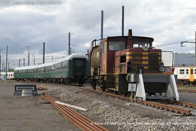 500-1599 Shunters and small locos
