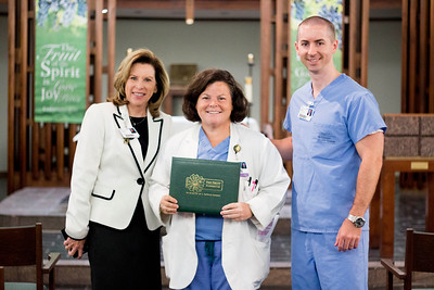 Nursing Council Awards (Oct. 2016)