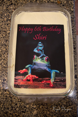 Shiri's Birthday
