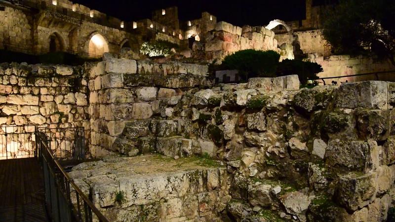 Tower of David- Israel 2014