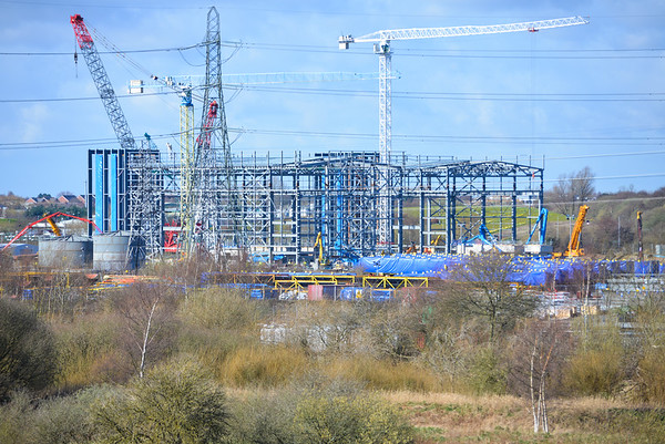 Flixton and Carrington Power Station 22.3.14