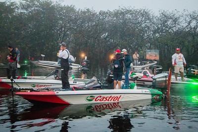 January 31st, 2014 Channing Crowder's Bass Fishing Tournament