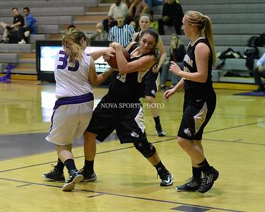 Girls Basketball: Freedom vs. Dominion 1.14.14