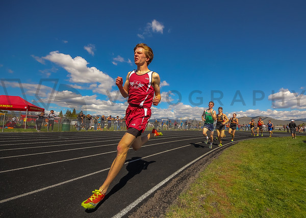 2016 Missoula Invite - 1600m boys