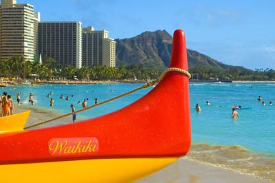 Southern O'ahu, Waikiki, Hawaii