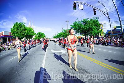 Kentucky Derby Festival Pegasus Parade 2010-9