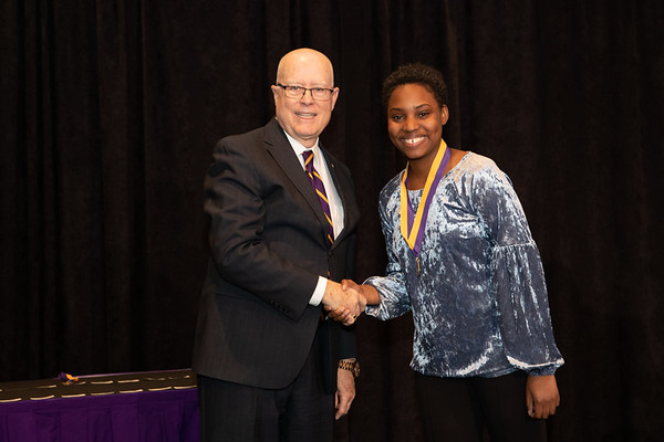 Chancellor's Leadership Awards Winter 2019