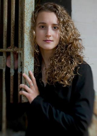 Lensbaby Jen at Mansfield Reformatory