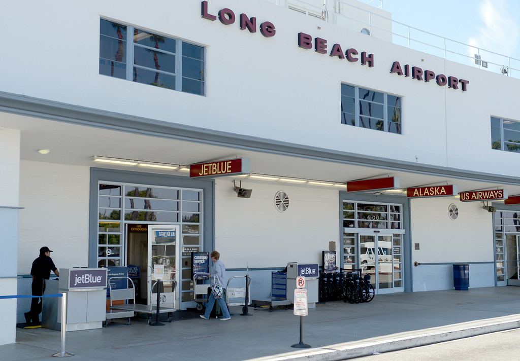 . Long Beach Airport August 6, 2013. (Thomas R. Cordova/Staff Photographer)
