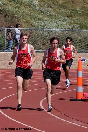 San Clemente vs Mission Track 4-16-09