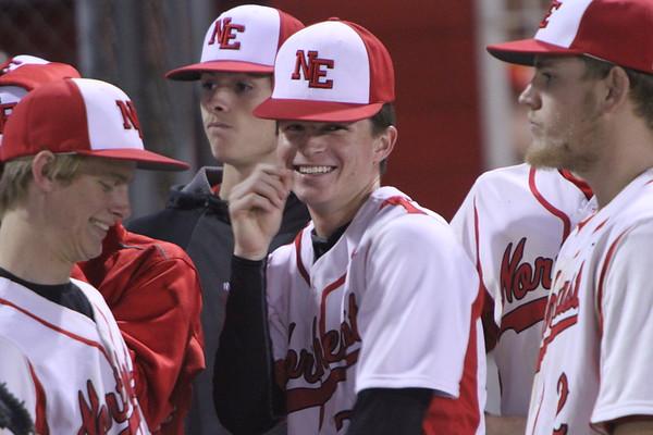NE vs Clearwater Baseball 3-9-18