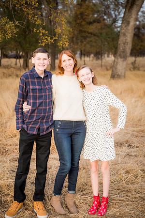 Jenny Zimmerman Family 2020