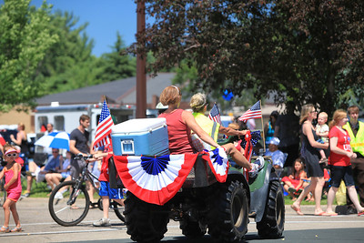 Chanhassen 4th of July Parade 2011