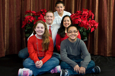 The Tilleys 2010 Christmas Photo Sessions