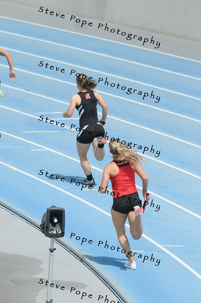2011 3A State Track