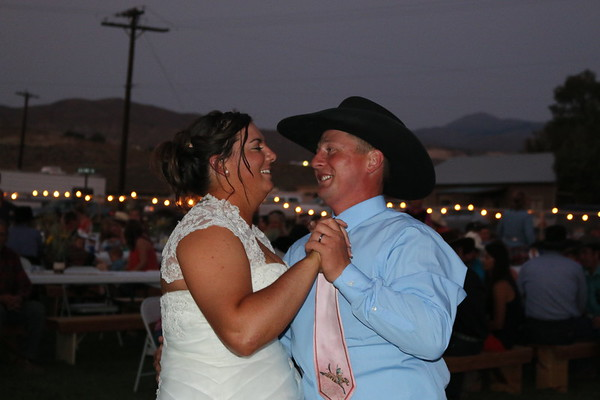 Bunch Wedding - Durkee, Oregon